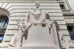 Costruzione federale - provvidenza, Rhode Island fotografia stock libera da diritti