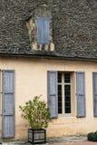 Costruzione francese Fotografia Stock