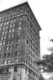 Costruzione a Grand Rapids fotografia stock