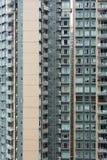 Costruzione in Hong Kong Fotografia Stock Libera da Diritti