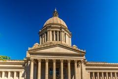 Costruzione legislativa in Olympia Washington fotografie stock