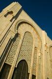 Costruzione marocchina Fotografia Stock