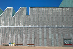 costruzione moderna Immagine Stock