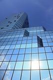costruzione moderna Fotografia Stock Libera da Diritti