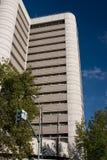 Costruzione moderna del Highrise Fotografie Stock Libere da Diritti