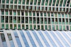 costruzione moderna dell'estratto dell'ufficio di Bangkok Tailandia Fotografie Stock Libere da Diritti