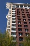 Costruzione moderna dell'hotel Immagine Stock