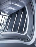 Costruzione moderna di architettura Fotografia Stock