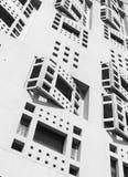 Costruzione moderna di architettura Immagine Stock Libera da Diritti