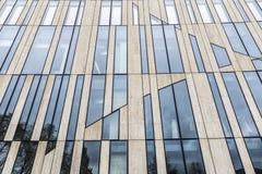 Costruzione moderna a Dusseldorf, Germania Fotografia Stock Libera da Diritti