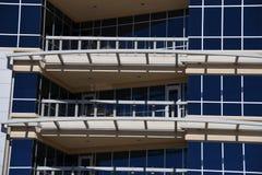 Costruzione moderna in Gilbert, Arizona fotografia stock libera da diritti