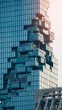 Costruzione moderna, la costruzione più alta in Tailandia Fotografia Stock Libera da Diritti