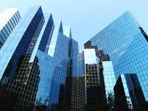 Costruzione a Montreal Immagine Stock