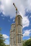 Costruzione Multi-storey in costruzione Immagini Stock