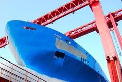 Costruzione navale Fotografia Stock