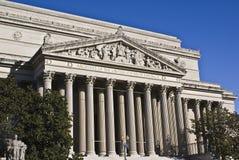 Costruzione nazionale degli archivi Immagine Stock Libera da Diritti