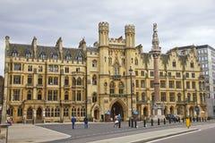 Costruzione nel santuario, Westminster Fotografie Stock Libere da Diritti