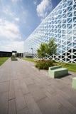 Costruzione X nella città universitaria di Windesheim, Paesi Bassi Fotografia Stock Libera da Diritti