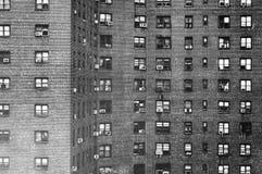Costruzione in NYC Immagini Stock Libere da Diritti