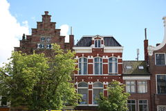 Costruzione olandese Fotografie Stock Libere da Diritti