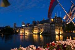 Costruzione olandese del Parlamento Fotografia Stock Libera da Diritti