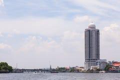 Costruzione più alta a Bangkok. Fotografia Stock Libera da Diritti