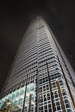 Costruzione più alta a Hong Kong Immagini Stock