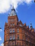 Costruzione prudenziale, Nottingham fotografia stock libera da diritti