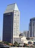 Costruzione a San Diego Immagine Stock Libera da Diritti