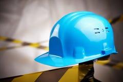 costruzione sotto fotografia stock libera da diritti