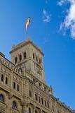 Costruzione spagnola antica Immagine Stock
