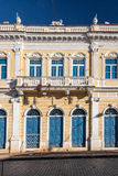 Costruzione storica in Amparo Fotografia Stock