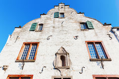 Costruzione storica in Bedburg alt-Kaster, Germania Immagini Stock