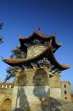 Costruzione storica cinese Fotografia Stock Libera da Diritti