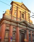 Costruzione storica in Italia Fotografie Stock