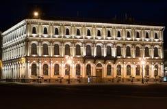 Costruzione sul quadrato di Isaac a St Petersburg, Russia Immagini Stock Libere da Diritti
