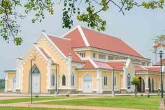 Costruzione, Tailandia Fotografia Stock Libera da Diritti