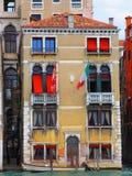 Costruzione a Venezia Fotografie Stock Libere da Diritti