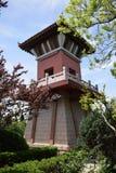 Costruzioni antiche in Cina Fotografia Stock