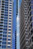 Costruzioni a Austin, il Texas fotografia stock