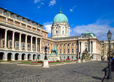 Costruzioni barrocco a Vienna Immagini Stock Libere da Diritti
