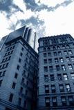 Costruzioni a Boston Fotografia Stock