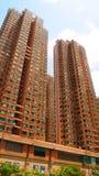 Costruzioni cinesi moderne Immagini Stock