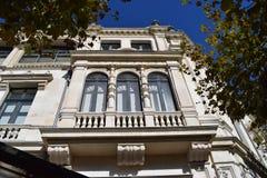 Costruzioni classiche ed eleganti Fotografia Stock Libera da Diritti