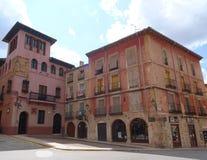 Costruzioni Colourful Immagine Stock
