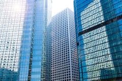 Costruzioni commerciali Immagine Stock