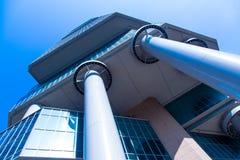 Costruzioni commerciali Fotografia Stock