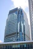 Costruzioni commerciali contemporanee a Hong Kong Immagini Stock