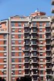 Costruzioni contemporanee, Italia Fotografia Stock