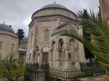 Costruzioni a Costantinopoli fotografia stock libera da diritti